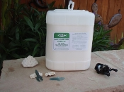 Soft Sinking Plastic - 5 Gallons - Estimated shipping charges $29.00 each